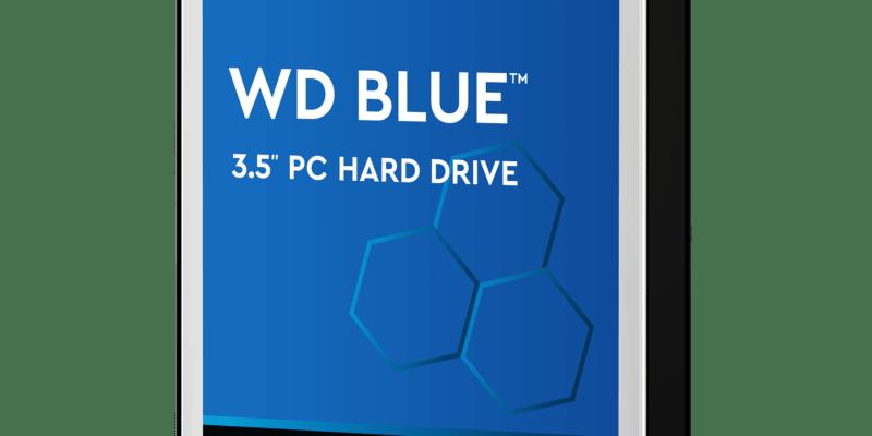 Western Digital Blue: miglior hard disk economico