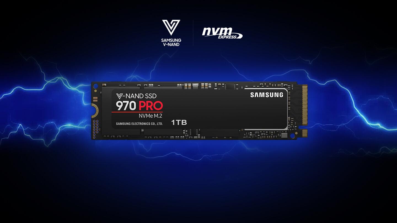 Samsung 970 PRO: il miglior SSD NVMe