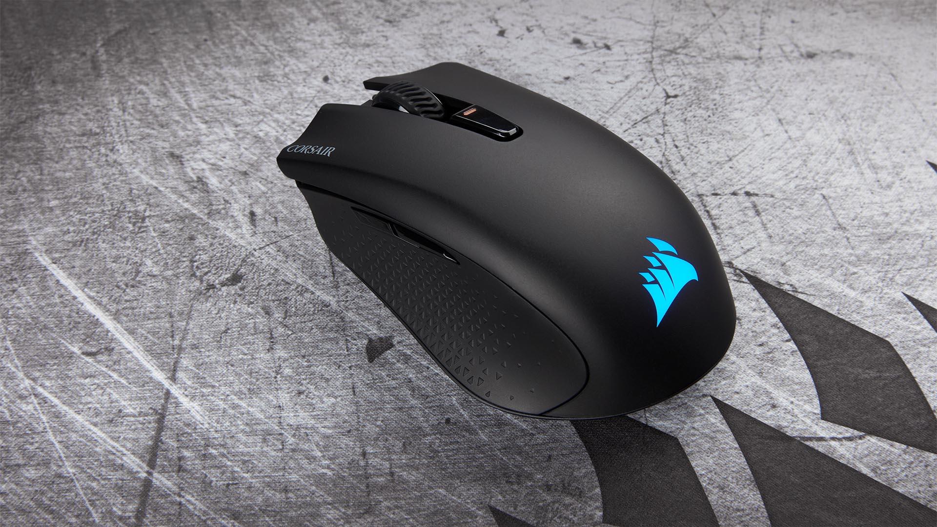 Corsair Harpoon RGB Wireless: miglior mouse gaming wireless economico