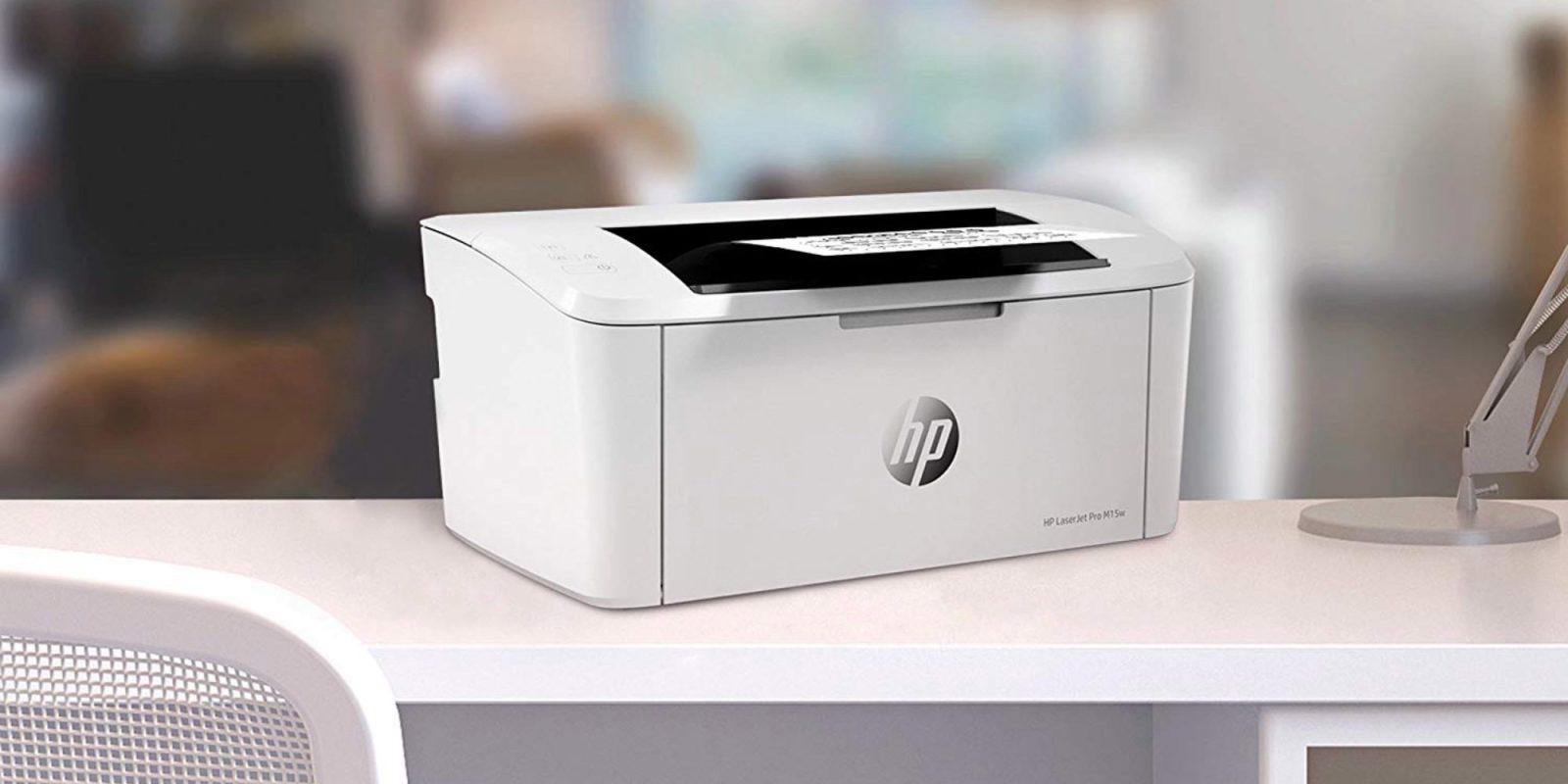 HP LaserJet Pro M15w: valida alternativa