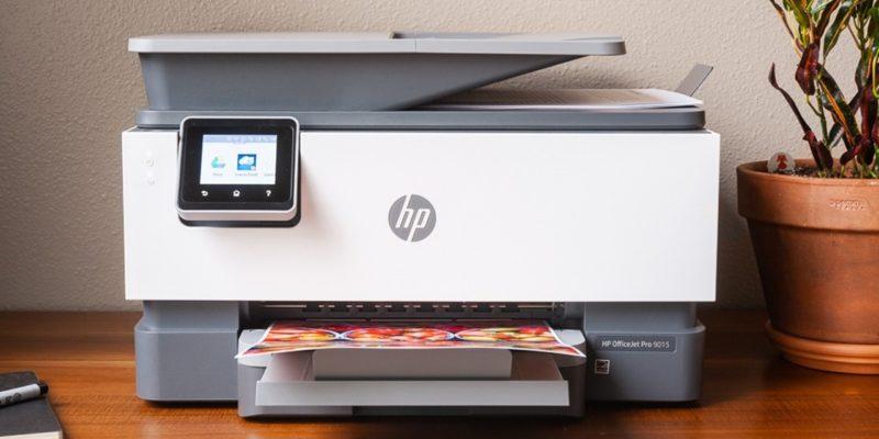 HP OfficeJet Pro 9015: la migliore stampante all-in-one