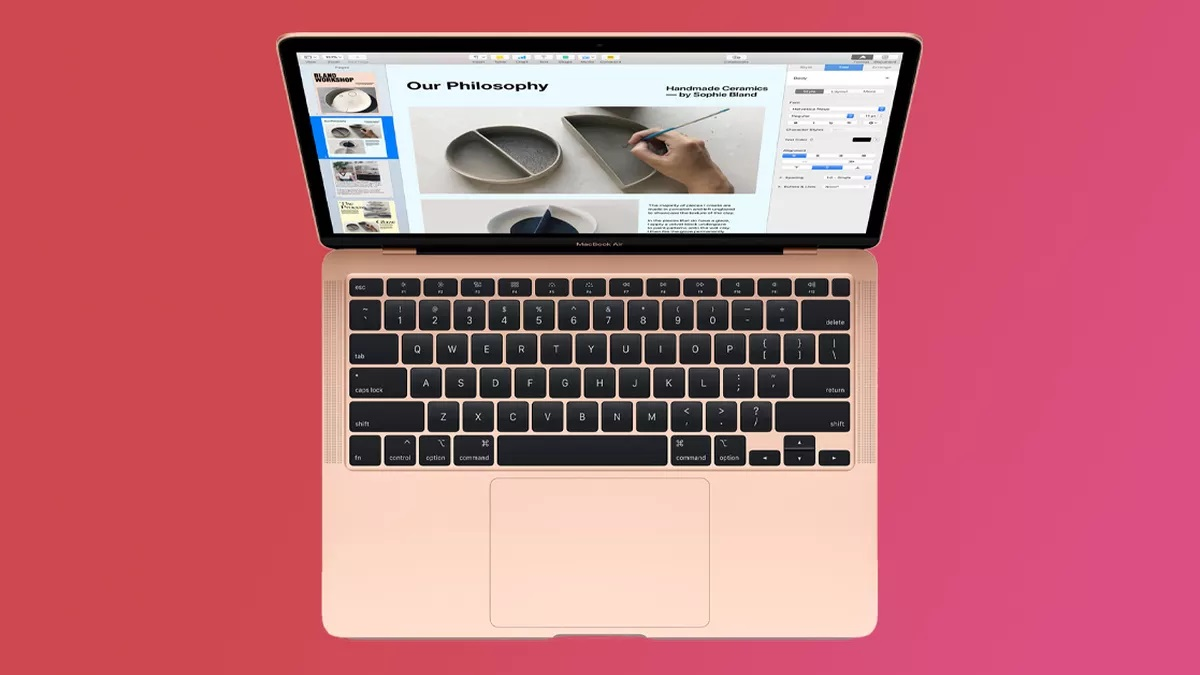 Apple MacBook Air – Prestazioni