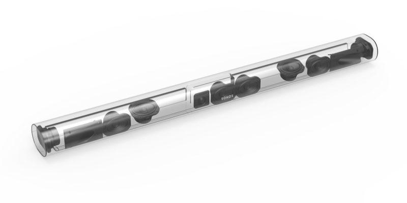 Sonos Arc: Suono