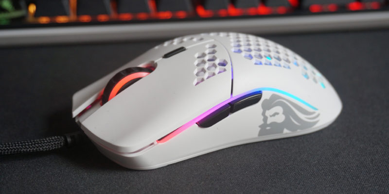 Glorious Model O: miglior mouse gaming ultraleggero