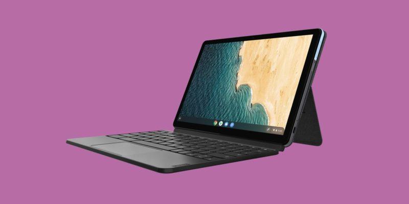Lenovo IdeaPad Duet Chromebook: miglior Chromebook 2 in 1
