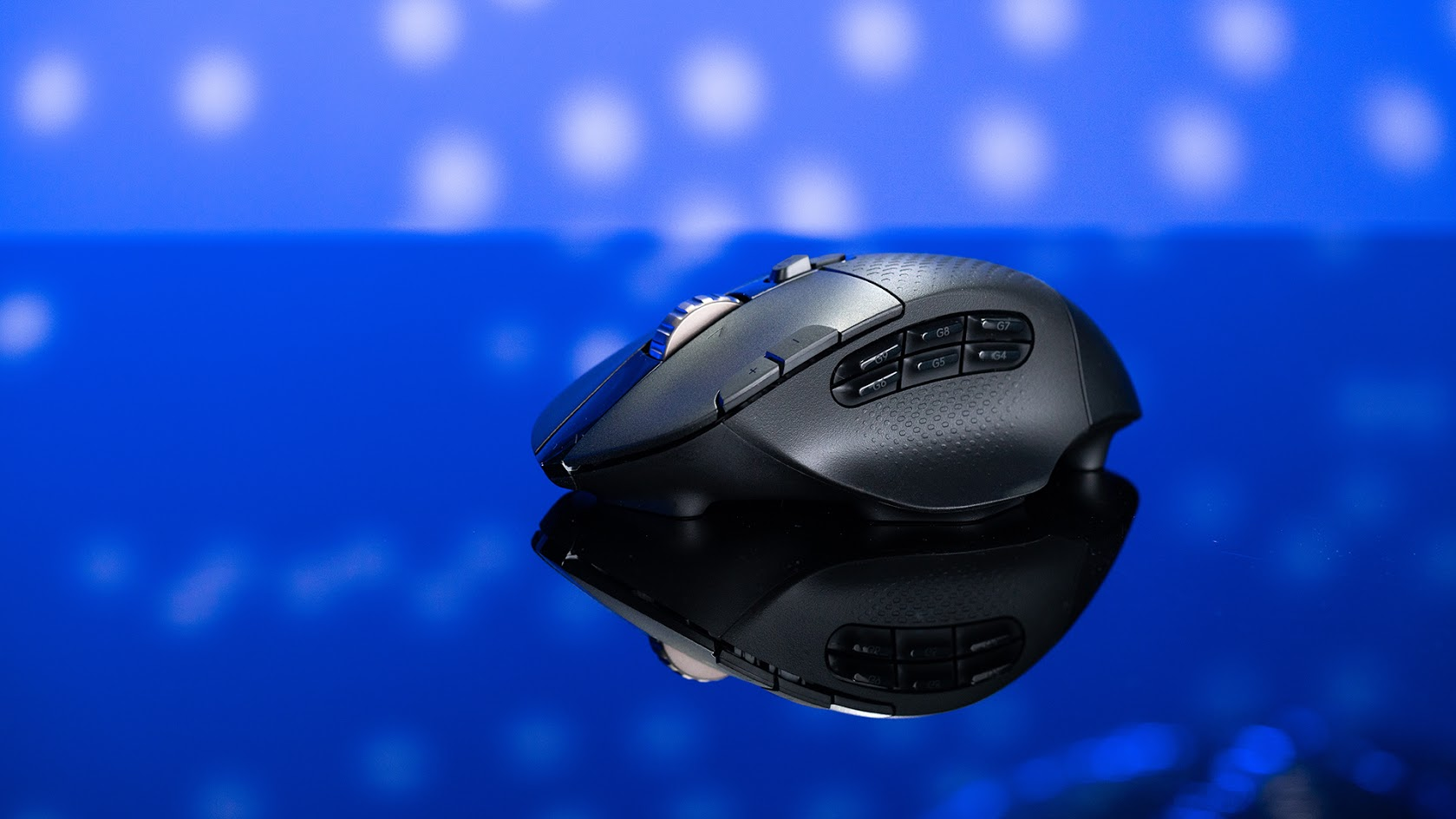 Logitech G604 Lightspeed: miglior mouse wireless gaming per MOBA e MMO