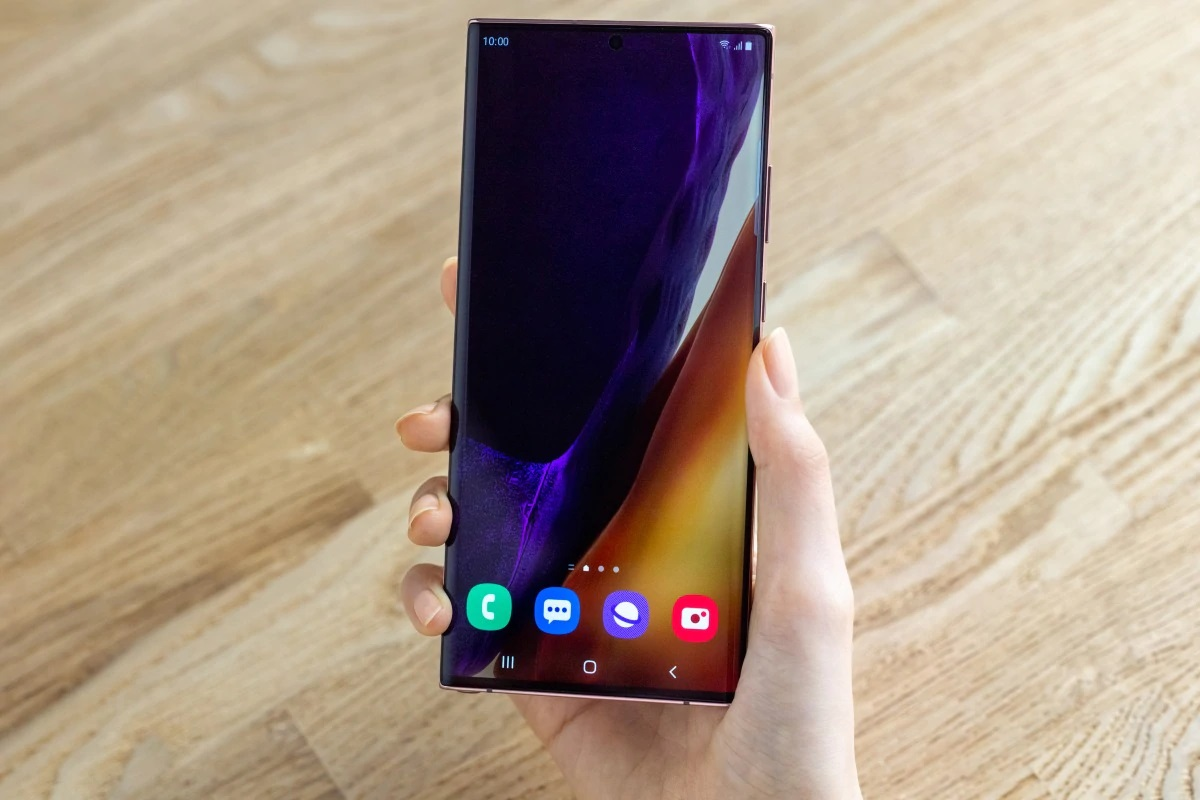 Samsung Galaxy Note 20 Ultra - Display