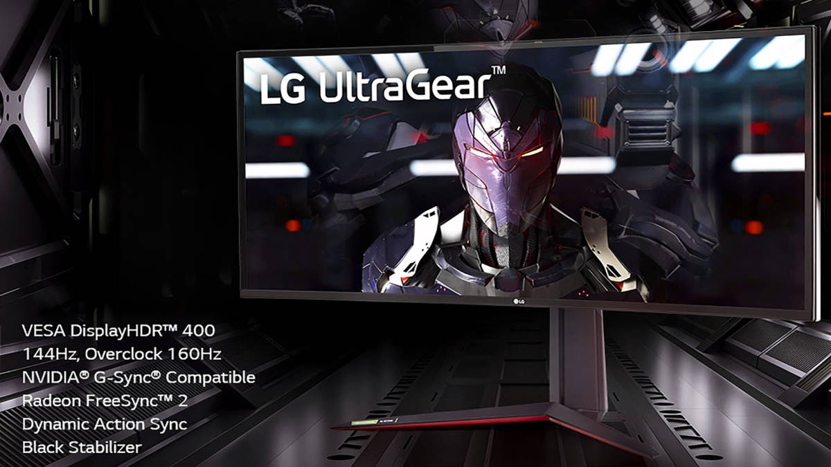 LG 34GN850 UltraGear: miglior monitor gaming ultrawide