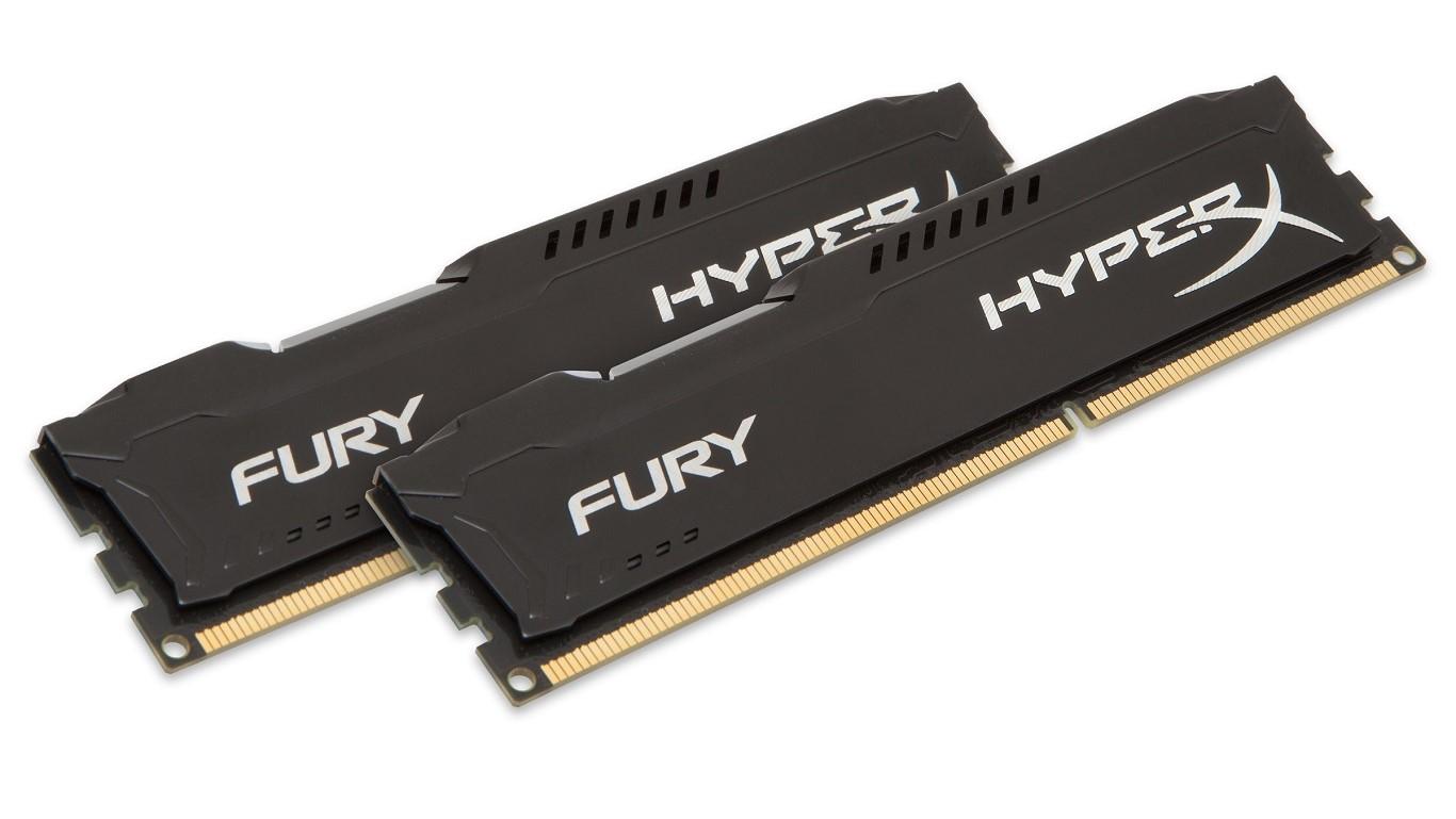Kingston HyperX Fury: miglior RAM economica