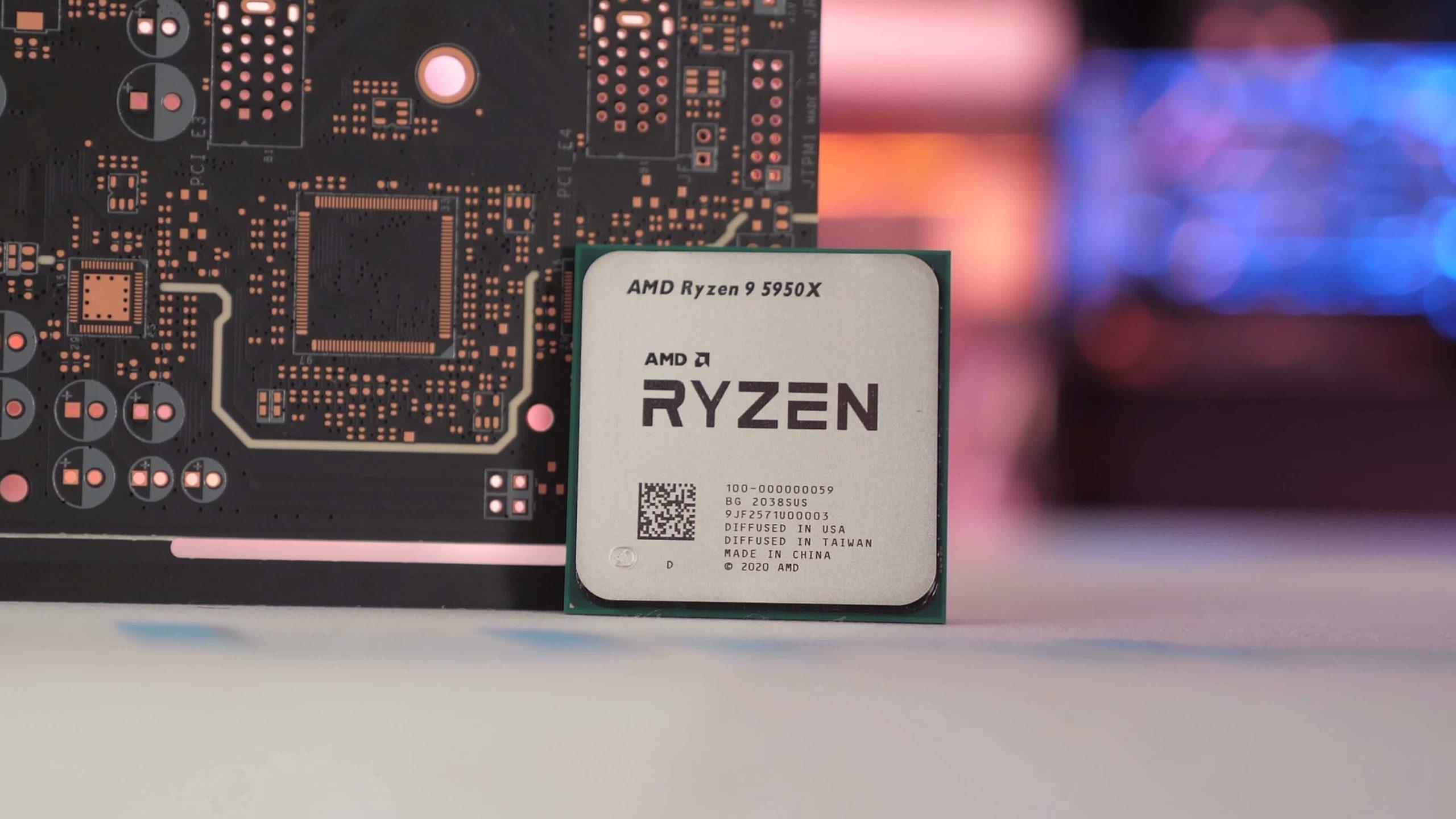 AMD Ryzen 9 5950X: miglior processore di fascia alta per la produttività