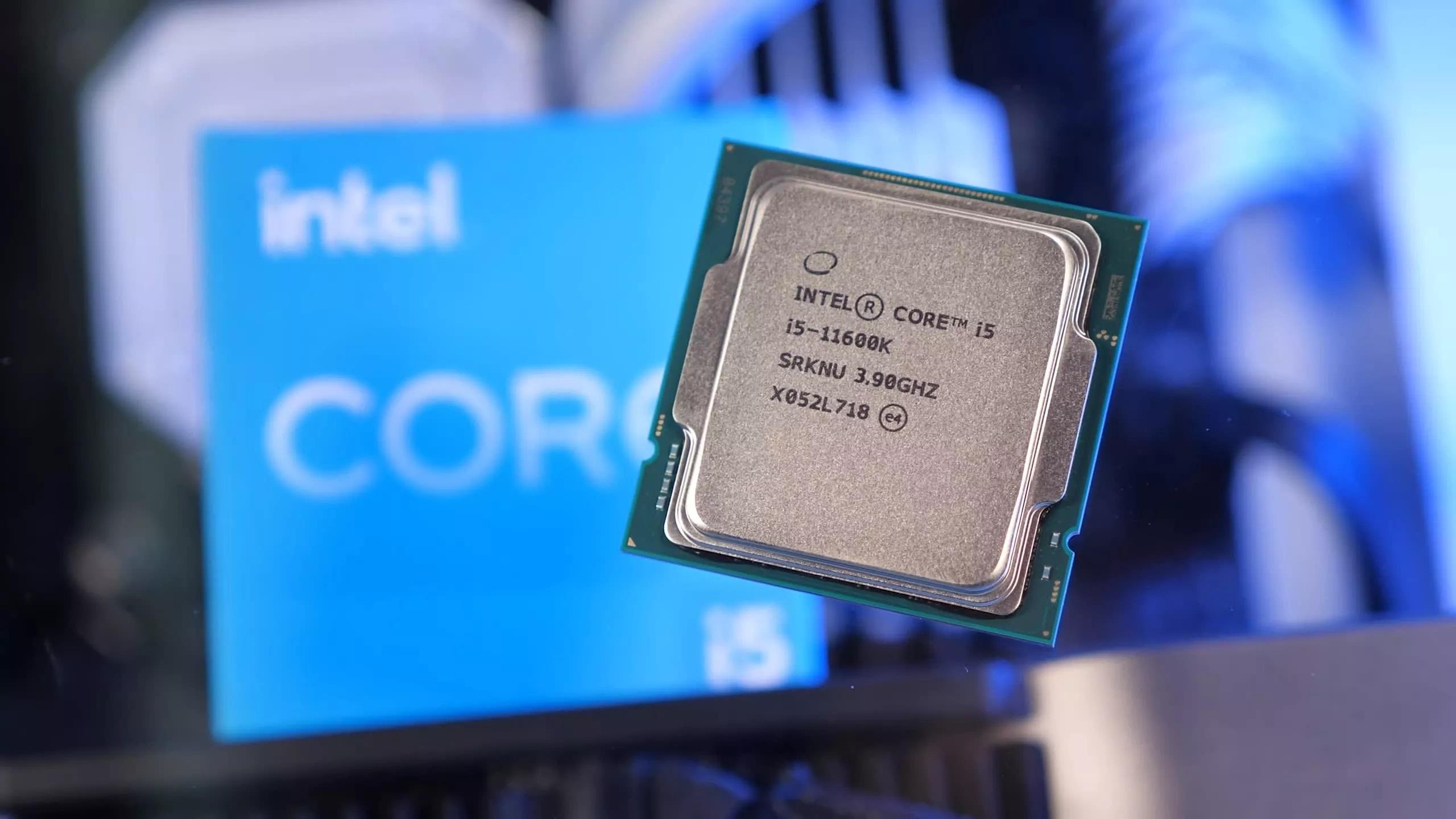 Intel Core I5-11600K: miglior processore Intel gaming
