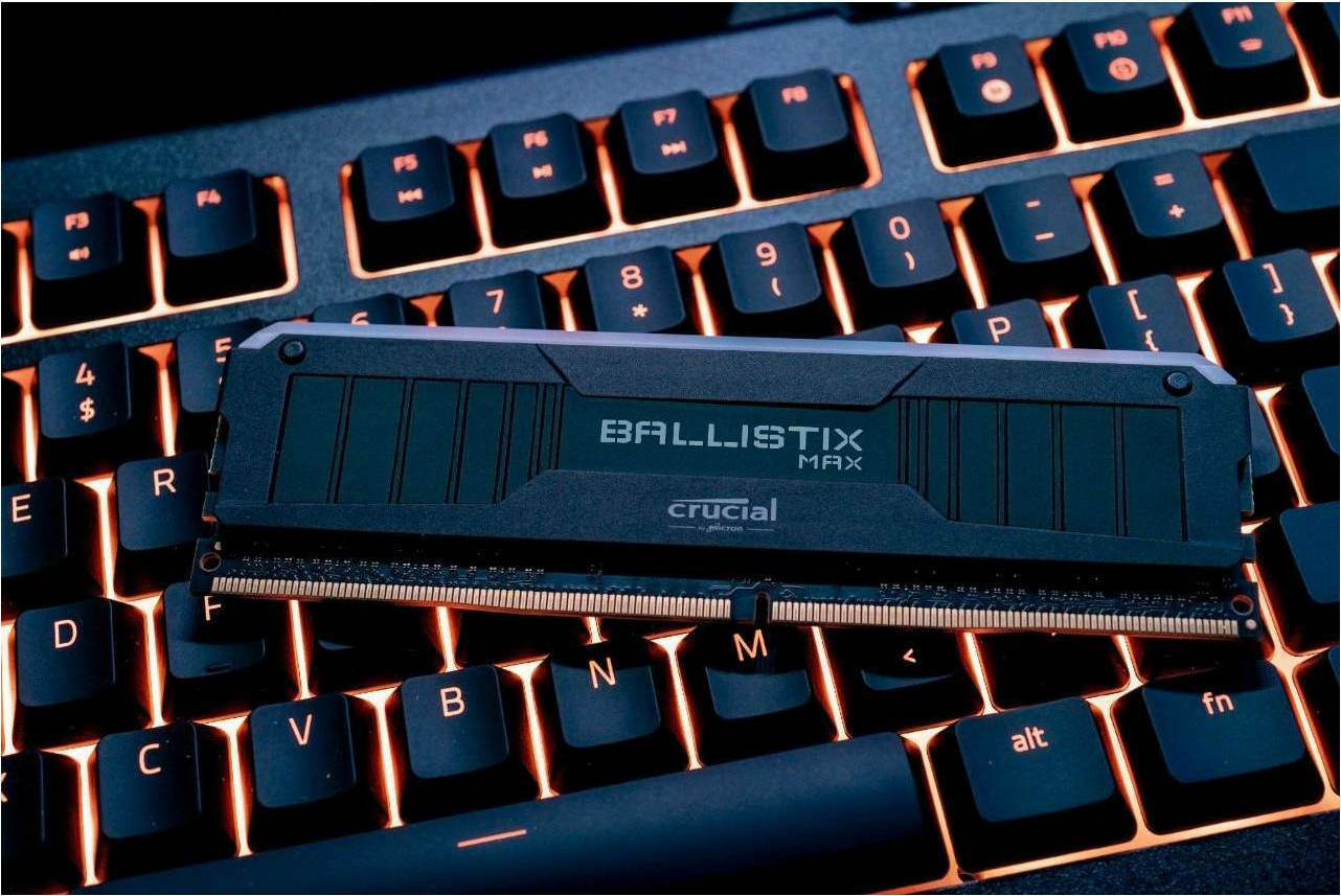 Crucial Ballistix MAX: miglior RAM per overclocking