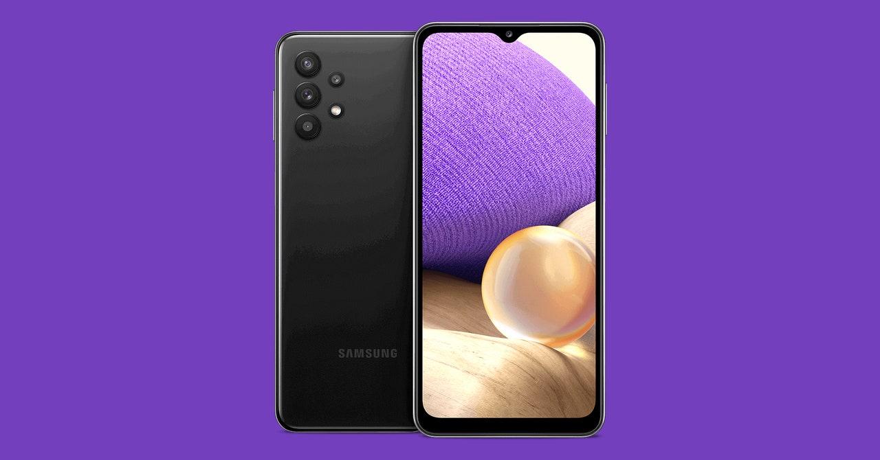 Samsung Galaxy A32 5G miglior smartphone economico 5G