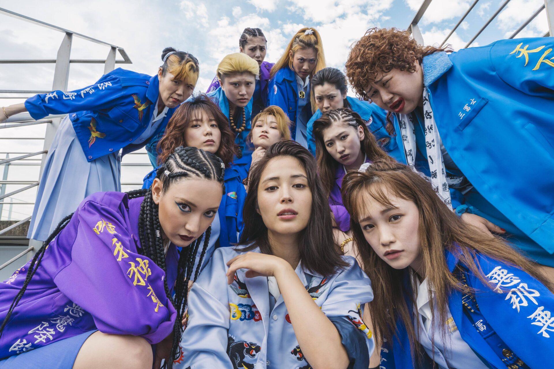 """(C)2021 """"jigoku-no-hanazono"""" Film Partners"""
