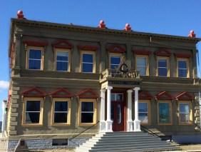 The original Carnegie Library