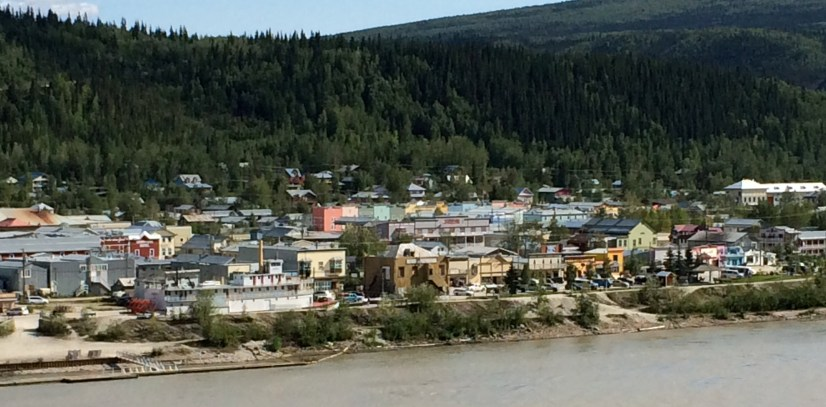 Dawson City: an overview