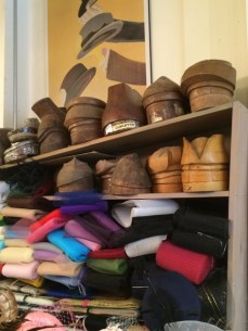 Wooden Hat Blocks