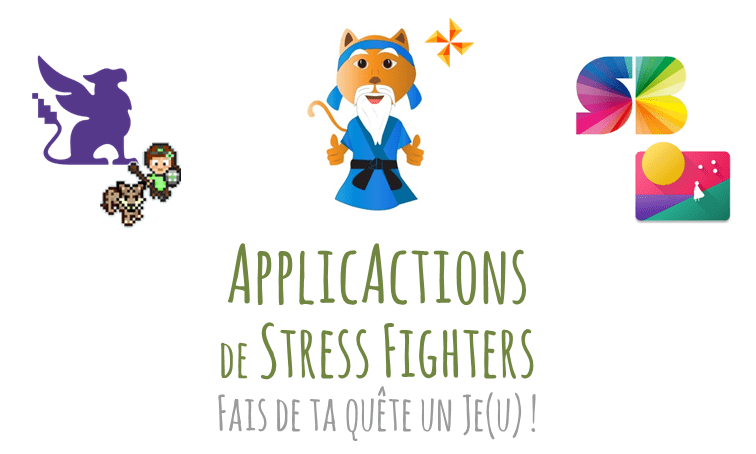 ApplicActions de Stress Fighters