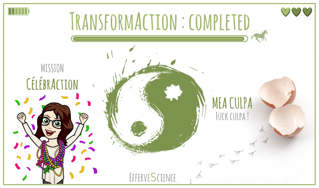 TransformAction completed