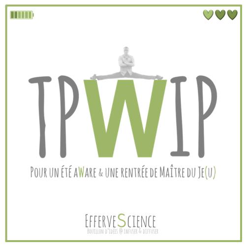 TPVVIP, la team des Maîtres du Je(u) pour un été aWare et une rentrée stress-défense