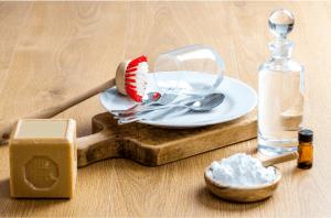 L'entretien ménager _ 5 produits à avoir sous la main