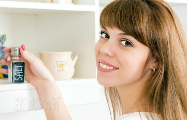 peau sèche, cheveux fragiles,psoriasis,ongles cassants, manger du sel,