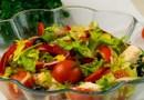 Salade Royale, Salades santé, salades saines, salades faciles
