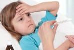 Fièvre chez l'enfant. Quand s'inquiéter?