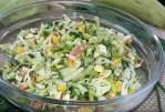 Salade de chou frais - croustillante, appétissante et délicieuse!