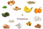 Les aliments riches en potassium - peuvent prévenir les problèmes cardiaques