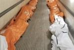 Une image troublante de la «morgue» du New York