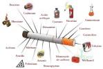 Dépendance au tabagisme. Quelles substances on retrouve dans une cigarette