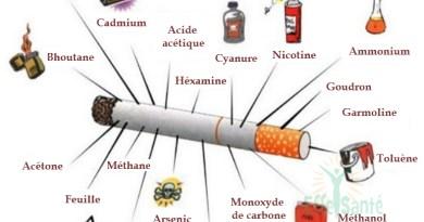 tabagisme, dépendence