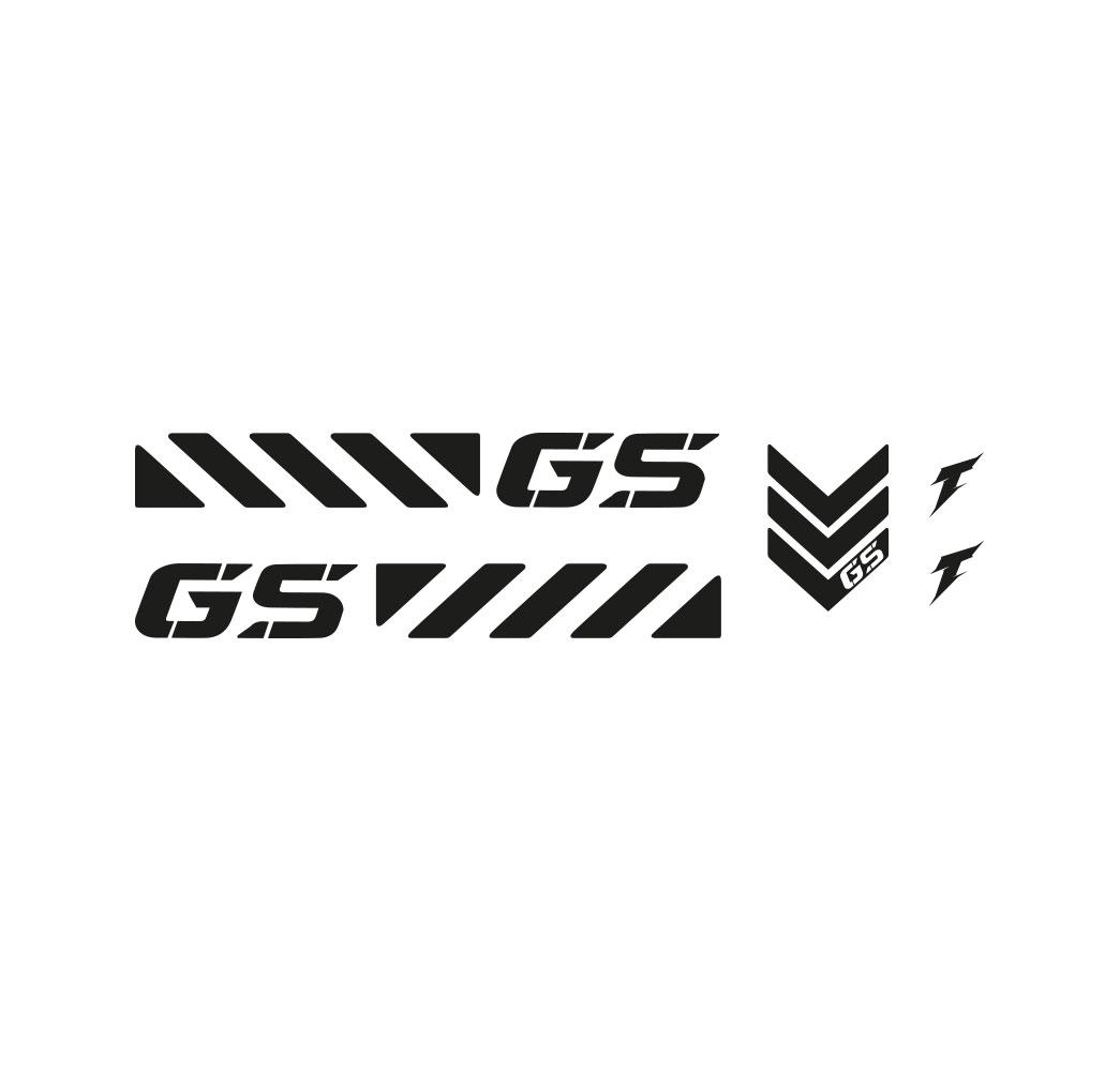 Bmw Gs Decal Kit 2 Universal