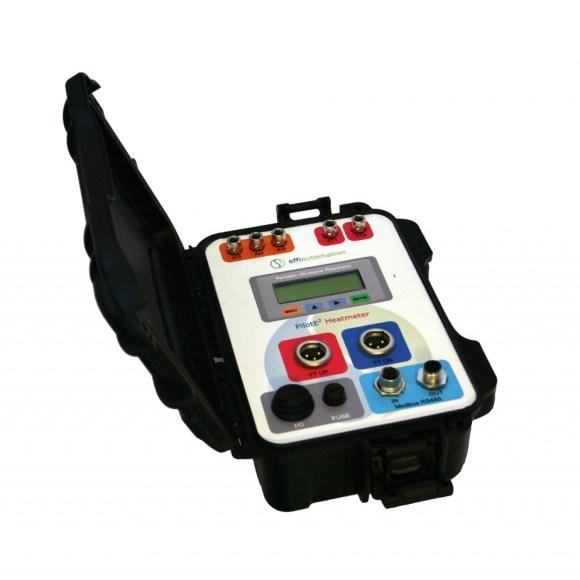 PilotE² Heat Meter Portable - unit