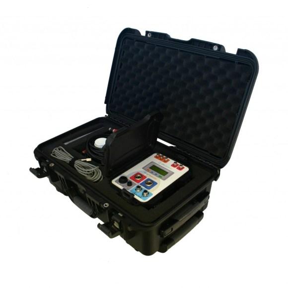 PilotE² Heat Meter Portable