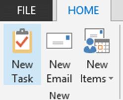 Outlook Tasks