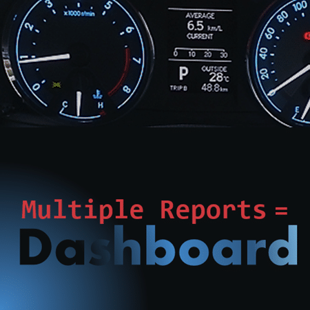 Data visualization with Excel Dashboards