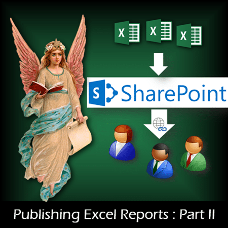 Publishing Excel reports