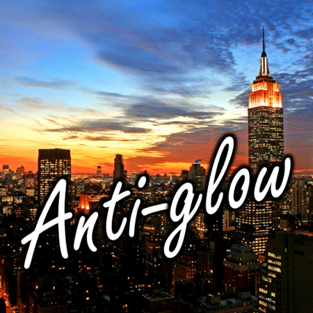 Powerpoint Anti-glow