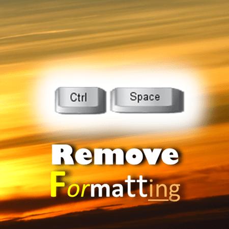 reset formatting by Dr. Nitin Paranjape