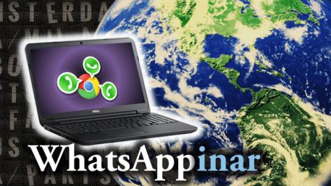 WhatsAppinar