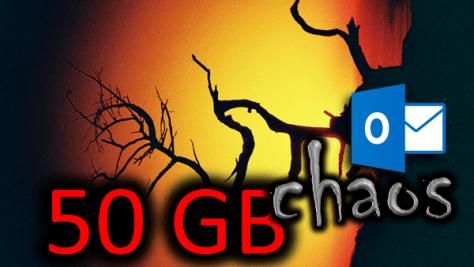 50 GB Mailbox