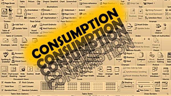Consumption Office 365