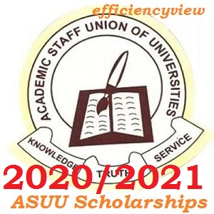 ASUU Scholarships for Students in public Universities 2020/2021