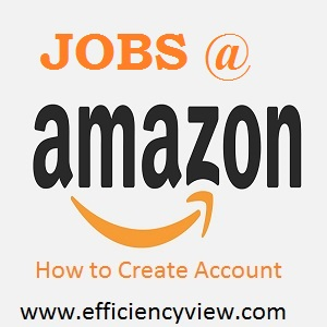Find online Jobs vacancies through Amazon Recruitment Jobs Portal
