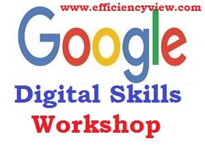 Online Google Digital Skills Workshop for Africa 2020/2021