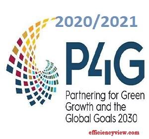 2020/2021 P4G Partnership Application Form