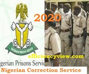 Nigerian Correction Service (Prison Service) Recruitment Update (CDCFIB) 2020/2021