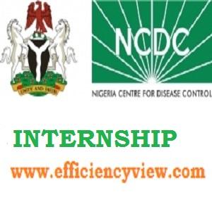 NCDC Post-Baccalaureate Internship Programmes
